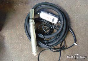 Vibrador ENAR monofásico portátil, 62mm de agulha