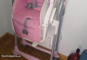 Cadeira papa para bebé