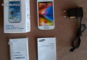 Samsung Galaxy S Duos, Dual SIM, Praticamente novo