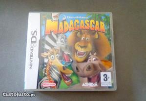 Jogo Nintendo DS Madagascar