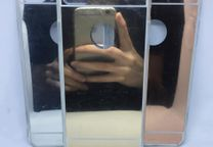 Capa Espelhada para iPhone 5/6/6P/7/7P/8/8P