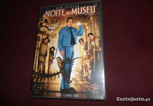 DVD-A noite no Museu-Ben Stiller