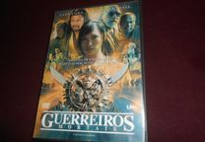DVD-Guerreiros mortais-Jimmy Nickerson