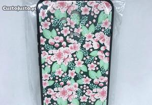 Capa para Huawei Mate 20 Lite - Padrão Floral/Nova