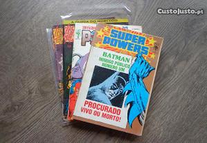 Livros Banda Desenhada - Super Powers - Abril