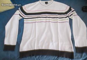 Camisola de algodão Jack & Jones XL