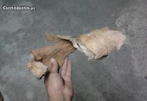 tronco de madeira para aquario / terrario (1)