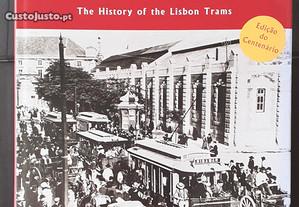 Lisboa História do Elétrico da Carris 1ª Edç.