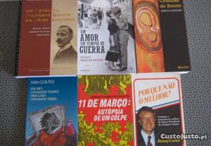 Livros de Romance e Históricos - Portes Grátis.
