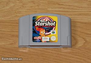 Nintendo 64: Starshot - Space Circus Fever