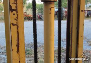 Torre hidráulica para empilhador ou trator