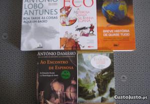 Livros de Romance e Ficção - Portes Grátis.