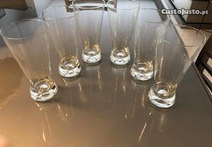 Conjunto de copos