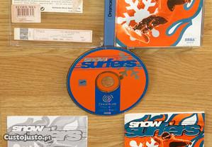 Dreamcast: Snow Surfers