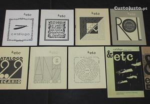 & etc 9 Catálogos