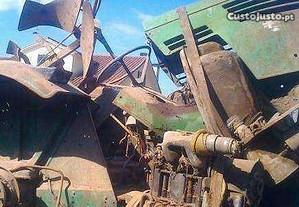Trator agricola Deutz para peças