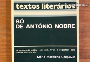 Só de António Nobre - Maria Madalena Gonçalves