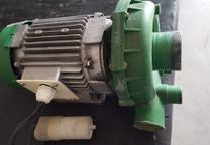 Motor bomba de maquina de lavar louça Dirh