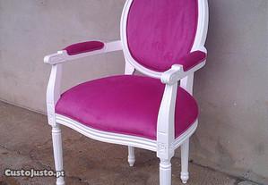 cadeirões e cadeiras