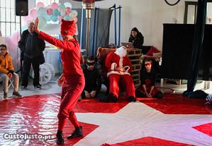 O Circo do Pai Natal