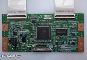 Lcd samsung le40b551a6w. tcon FHD60c4L v1.1