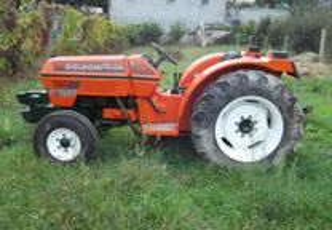 Trator Goldoni 612 compact como novo