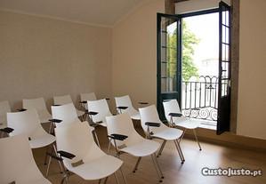 Sala de formação no centro histórico de Guimarães