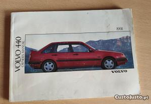 Volvo 440 - Manual de Proprietário