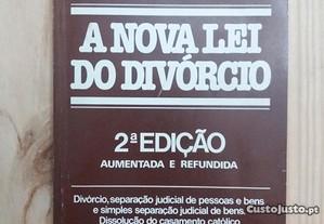 A nova lei do divórcio - 2ªedição