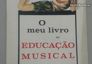 O Meu Livro de Educação Musical