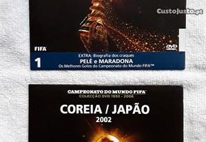 DVD Campeonato do Mundo FIFA, Colecção 1930/2006