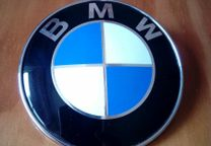 BMW E21 - NOVOS Simbolos Capô Mala