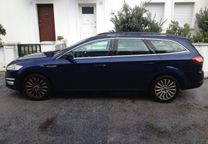 Ford Mondeo 1.8 Tdci SW - 10