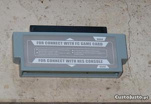 Nintendo NES: Adaptador de 72pins para 60pins