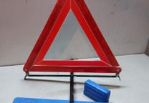triângulo sinalização