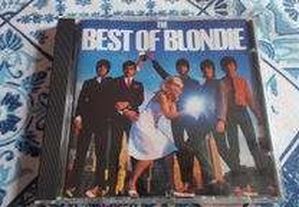Blondie cd the best