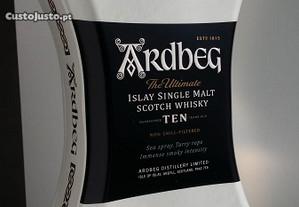 Whisky - Ardbeg 10 anos, Edição Especial limitada