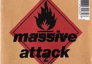Massive Attack Blue Lines [CD]