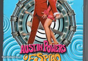 Austin Powers, o espião irresistível - DVD