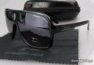 Oculos de Sol em Massa Black Carrera ! Stock Off