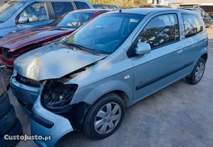 Hyundai Getz 1.5 CRDi 2004 Para Peças