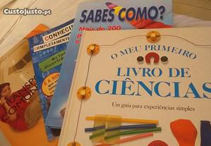 Livros,crianças, adultos