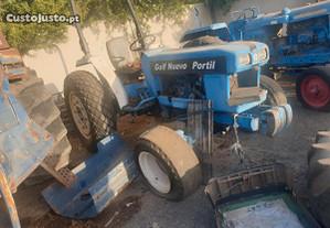 Trator-Ford 2120DT,Shibaura 445DT para peças