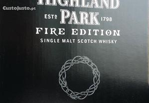 Whisky - Highland Park Fire Edition 15 anos