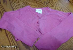 Bolero rosa Zara