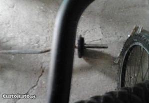 extensor para volante da bicicleta