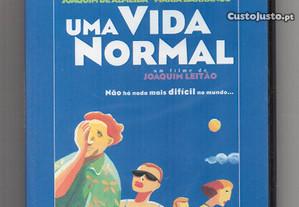 Uma vida normal - DVD novo