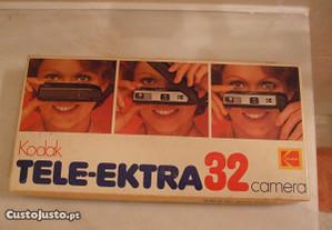 Máquina Fotografica-Kodak-Tele - Extra 32-Antiga e