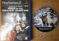 fantastic four 4 - sony playstation 2 ps2