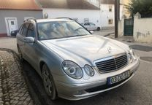Mercedes-Benz E 220 Avantgard